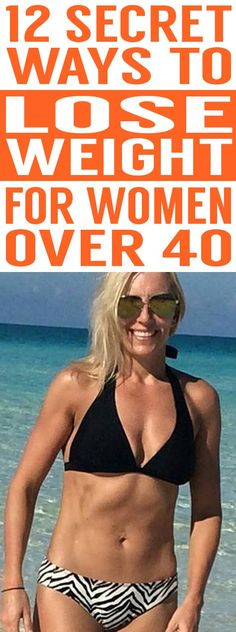 Gaining weight as you get older? Finding it harder to lose pounds? Don't worry, these 12 experts tips are super effective for weight loss in women over 40! <> Lose Weight & Have More Energy:  http://qoo.by/2ywl