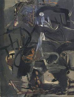 Untitled - Franz Kline, 1948