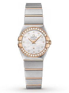 Omega Constellation Ladies Watch O12325246055012