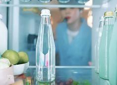 Drinking Water, Jimin, Fiction, Water Bottle, Drinks, Drinking, Beverages, Water Bottles, Drink