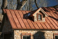Copper - Old World Panels - Reno, NV - True Green Roofing