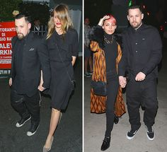 Cameron Diaz and Benji Madden go on a Valentine's date with Joel Madden and Nicole Richie - http://www.celebfinancialwealth.com/cameron-diaz-and-benji-madden-go-on-a-valentines-date-with-joel-madden-and-nicole-richie/