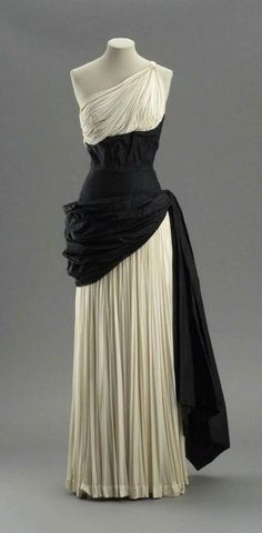 omg, gorgeous. Madame Gres, pinned from omgthatdress on tumblr. <3 this girl.