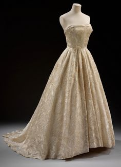 Givenchy Evening Gown, 1955