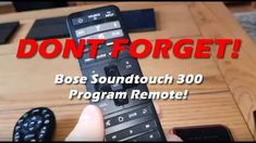 Bose Soundtouch 300 with acoustimass 300 and the Virtually Invisible 300 Wireless Speakers where there is a Problem with the ARC Hdmi where the connection ke. Bluetooth Speakers, Audio System, Bose, Connection, Minis, Vintage