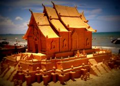 Sand Castle Competition 2012 | Bang Saen Sand Castle Competition Songran 2012 | Flickr - Photo ...