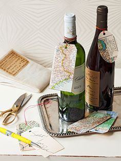 5 Easy Crafts with Maps   Rachael Ray Every Day