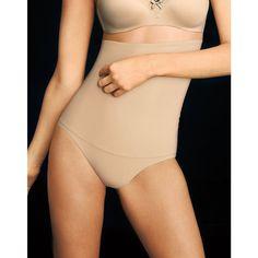 Maidenform Firm Control Hi-Waist Briefs Panties - Shapewear - 3 COLORS - S-2XL #Maidenform #Briefs