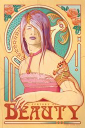 """A Century of Beauty"" Mixed Media x by Vernon Fourie Art Nouveau, Nouveau Tattoo, Princess Zelda, Disney Princess, Art Director, Vernon, Art Studios, Disney Characters, Fictional Characters"