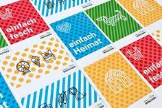 Landeshauptstadt München - Einfach München | Marken- und Design-Agentur Zeichen & Wunder | Corporate Design CD | Corporate Identity CI | Messe Retail PoS