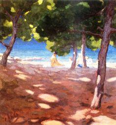 (1877 Καλαμάτα - 1949 Σκόπελος) Σπούδασε στη Σχολή Καλών Τεχνών με δασκάλους τον Κωνσταντίνο Βολανάκη και τον Νικηφόρο Λύτρα. Το 1906 πήγε στη Γερμανία και ολοκλήρωσε τις σπουδές του στην Ακαδημία ...