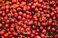 NYDJ summer 2015 editorial shot in L. Sweet Cherries, Summer 2015, Cherry, Fruit, Lady, Pattern, Food, Patterns, Essen
