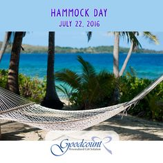 Your vacation as you want to remember it - lush, beautiful & crystal clear! Unusual Holidays, Wacky Holidays, Crystal Awards, 3d Laser, Days Of The Year, Crystal Gifts, Laser Engraving, Hammock, Lush