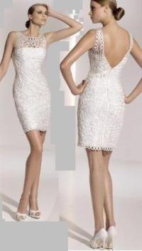 WEDDING DRESS BUSINESS: I Love Short Wedding Dresses