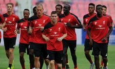LFC enjoy training session in Bangkok - Liverpool FC