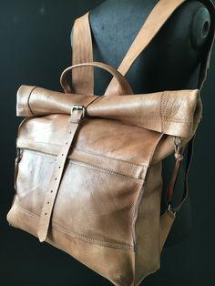 Leather Backpack, Jewelry Accessories, Backpacks, Handbags, Beautiful, Fashion, Leather, Moda, Leather Backpacks