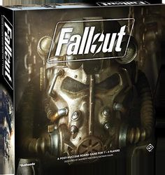 Fallout is an adventure board game based on the hit video game series by Bethesda Softworks. In the game, one to four survivors will begin at the edge o...