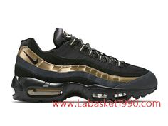 Nike Air Max 95 Metallic Gold Sneakers | Are You Ready For