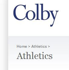 Alumnus Cole '12, Colby College crew team walk-on now on the men's varsity first boat, recently competed at the famous Head Of The Charles Regatta! http://www.colby.edu/athletics_cs/mcrew10-20-13.cfm