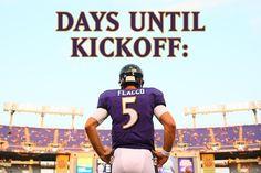 5 more days! #ravensnation