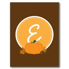 Little Pumpkin Girl Party Buntings 03 Postcard