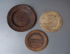 Swedish wooden plate