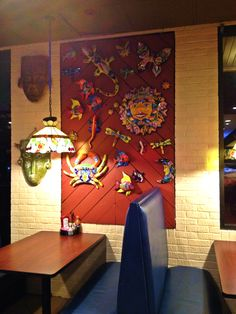 "Mexican Restaurant Decor mexican restaurant "" cantina móvil"" 