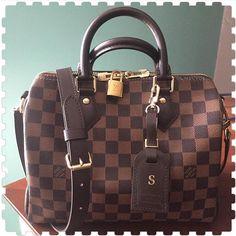 My Louis Vuitton Speedy B 25 Louis Vuitton Speedy 25 1331783804