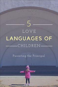 The 5 Love Languages of Children