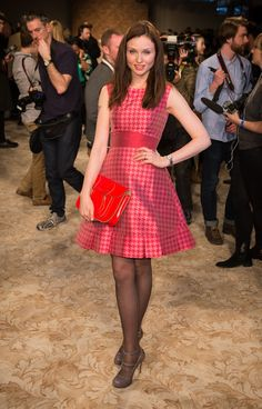 Sophie Ellis-Bextor - House Of Holland - Front Row - LFW F/W 2013