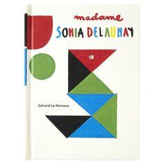 Una aventura artística t'espera a l'interior d'aquest llibre! Mantingues els ulls ben oberts i deixa't emportar per la màgia dels cercles ballarins, les serps reptants i pels cocodrils somrients. La senyora Sonia Delaunay et mostrarà com pots fer-ho!