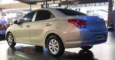 Hyundai Reina: новый бюджетный седан за $10 тысяч