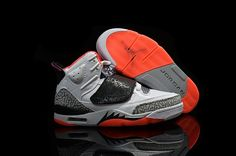 Men's Nike Air Jordan Son Of Mars Hot Lava
