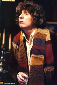Fourth Doctor (Doctor Who) My first Doctor...