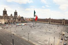 Seven centuries of Mexican history are recorded in the architectural landscape of the Centro Historico, Mexico City's Historic Center. Do you think this @VisitMexico UNESCO World Heritage Sites is the #8thwonderoftheworld?    Vote at www.virtualtourist.com/8thwonder