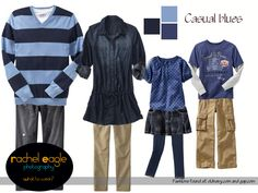 What to Wear Family Photo Ideas