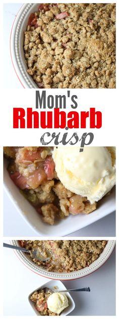 Moms Classic Rhubarb