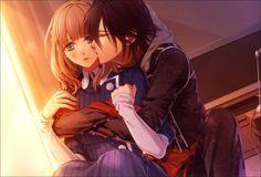 Amnesia - Shin and heroine