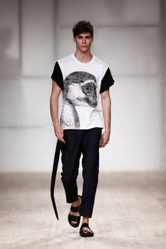 Male Fashion Trends: Ricardo Preto Spring-Summer 2017 - Moda Lisboa