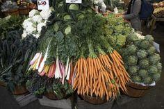 Low starch veggies