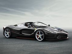 The roofless version of the LaFerrari is on its way.