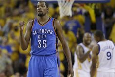 Kevin Durant Rumors: Star Reportedly Interested in Golden State Warriors
