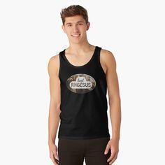 'Rng Rngesus Funny Coder Coding Software Developer' T-Shirt by yellowpomelo Marines Funny, Sloth Shirt, Marine Biology, White Tank, My T Shirt, Chiffon Tops, Sleeveless Tops, Funny Tshirts, Cool Designs