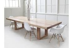 oversized table