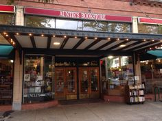 Auntie's Bookstore ~ Spokane, Washington