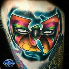 ultimate warrior wu tang tattoo - Google Search