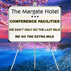 Margate Hotel, Conference Facilities, Go The Extra Mile, Corporate Events, To Go, Holiday, Vacations, Holidays, Vacation