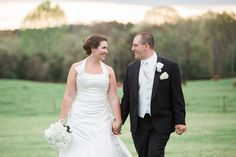 #BigDay #weddings #realweddings    Leslie and Jay's Dairy Barn Spring Wedding
