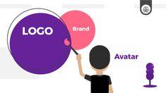 Conheça as nossas dicas para garantir a coerência da sua marca. Crie um brandbook e linhas gráficas condutoras. Zine, Logo Branding, Unique Logo, Yarns