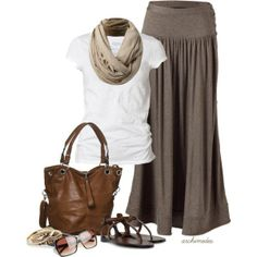 Cute Outfit but add color